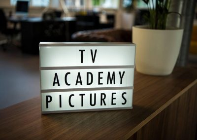 TV Academy – Amsterdam