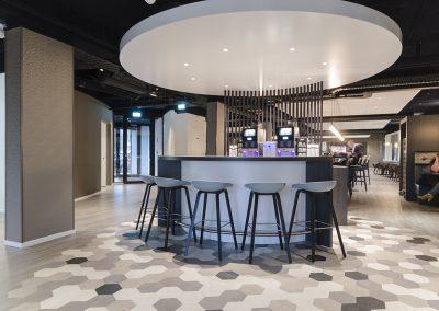 NCOI bedrijfsrestaurant – Hilversum