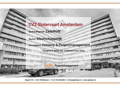 CVZ Slotervaart – Amsterdam